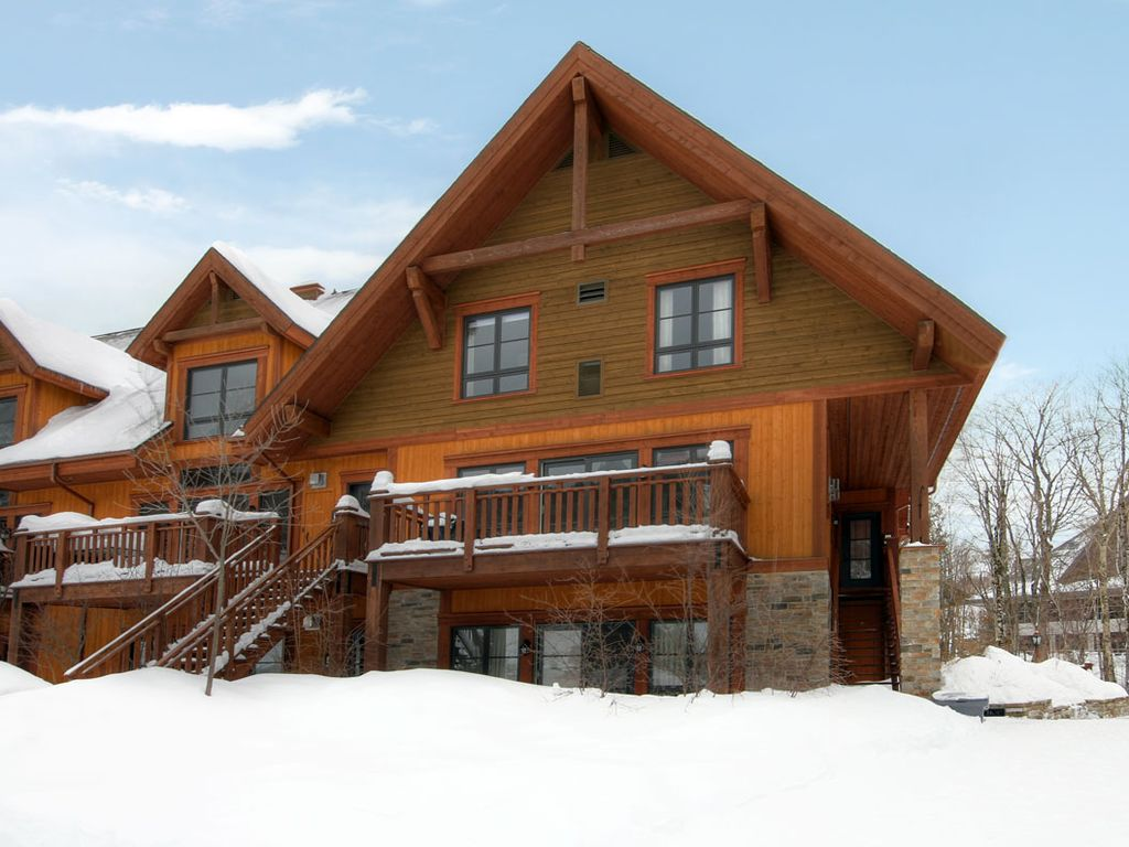 Ski In Out Cottage Chic On 2 Levels Quiet Hardwood