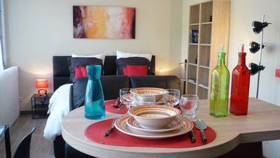 Superb furnished 4 star tourism in the city center and train station ......