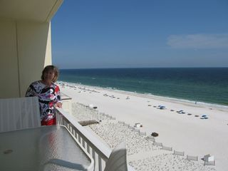 Gulf Shores condo photo - It is great to arrive and hard when we leave Boardwalk 886. Hi Jan!