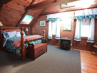 Londonderry farmhouse photo - Whidbey Island Room