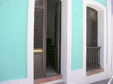 San Juan house rental - Entrance to House