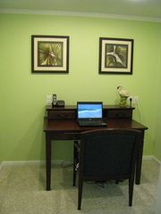 Anna Maria house photo - Desk Area off of Master Bedroom