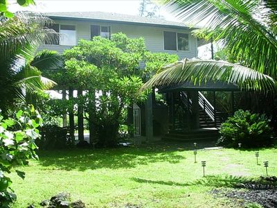 Kapoho house rental - Enter your Hawaiian Paradise