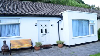 Bungalow Style Cottage in attractive surroundings. Plenty of wooded walks.