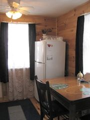 Windham cabin photo - Kitchen / Dining area