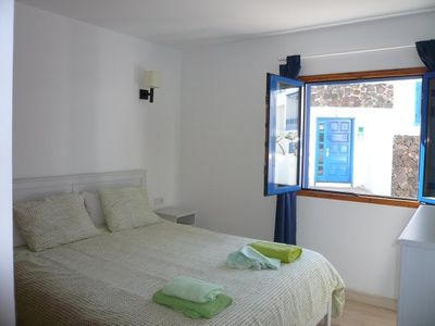 Casita del Mar, camera da letto