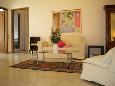 Villa Borghese & Parioli area apartment rental