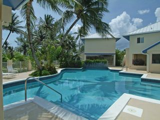 Grand Cayman condo photo - Retreat at Rum Point - Pool