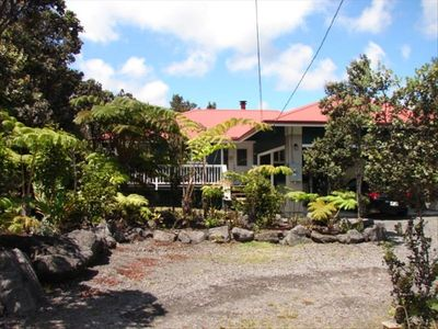 Enjoy Our 3 Bedroom, 2 Bath Home Just Minutes From the Volcano National Park