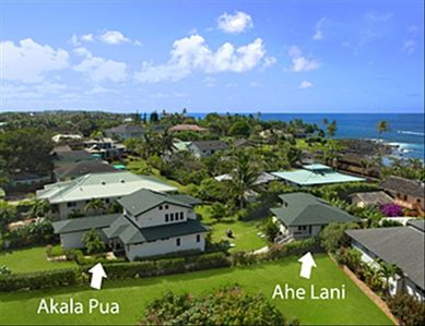 Ahe Lani is located close to Baby Beach in a great neighborhood