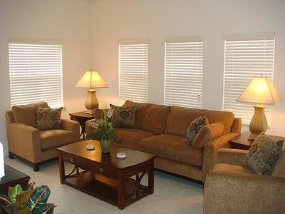 Encantada Resort house rental - Relaxing living area