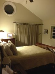 Wiscasset cottage photo - Master Bedroom.