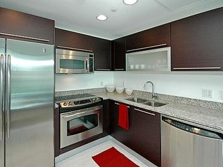 Miami condo photo - Kitchen