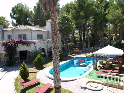 Holiday house, close to the beach, L