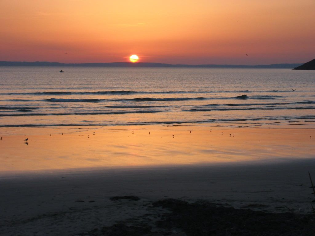 Peaceful accommodation, close to the sea , Locronan, Brittany