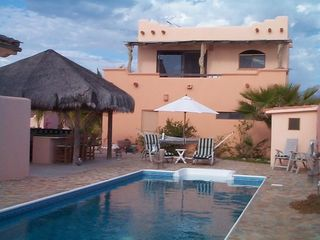 Todos Santos house photo - Guesthouse View from Pool