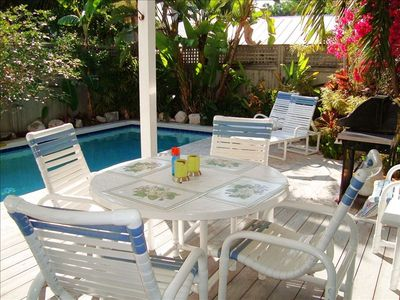 Key West Vacation Rental - 611 Amelia Street, Key West, FL