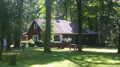 """""""The Cabin At Trout Run"""" - Enjoy The Sounds Of The Stream Only Steps Away!"""
