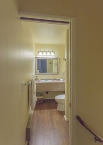 upper bathroom and shower