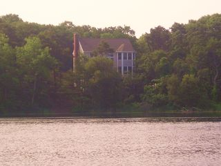 Chatham house photo - New house beautifully situated on placid pond perfect for canoeing