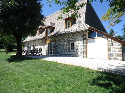 LODGING OF CHARACTER IN THE MOUNTAINS - (6 people) - Aurillac - Cantal - Auvergne