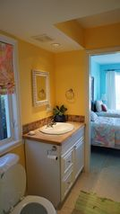 Great Exuma house photo - Bathroom & step in shower next to Exuma Room