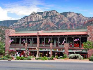 Sedona condo photo - Sedona Local Shopping Center in Sedona, Arizona