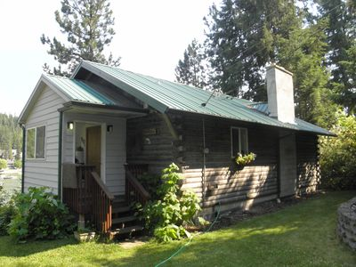 Hayden Lake house rental