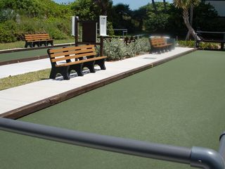 Hutchinson Island condo photo - 3 Bocce Ball Courts