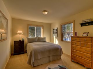 Carnelian Bay house photo - Third bedroom w/queen bed