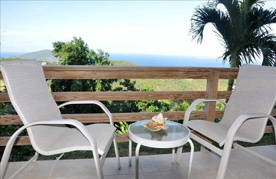 Enjoy the cool breeze whilst relaxing on the deck looking at this view
