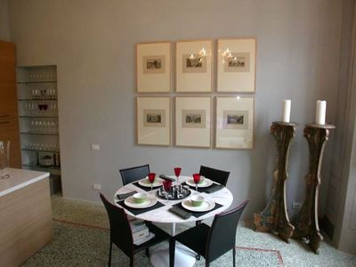 Lucca apartment rental