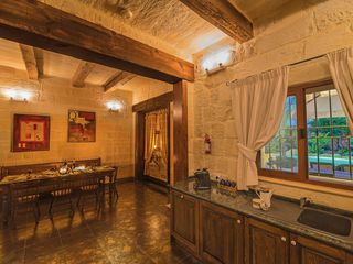 Zejtun villa photo - Kitchen Area