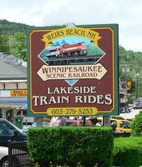 Weirs Beach condo photo - Scenic Railway