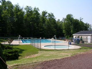 Arrowhead Lake house photo - Choctaw Pool .. Walking Distance to Our Home