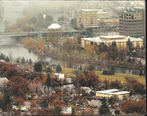 Missoula condo photo - Wilma is seen on an autumn day in Missoula
