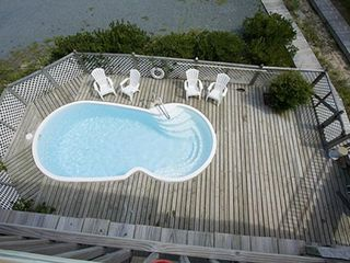 Surf City house photo - Pool