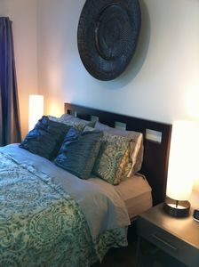 Woodstock house rental - Queen Bedroom
