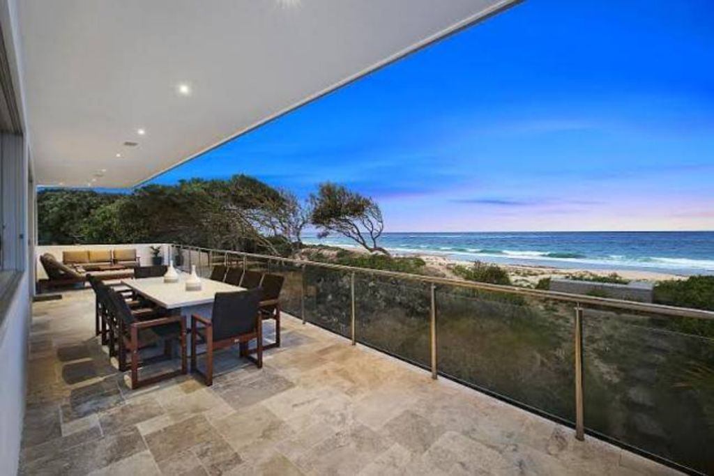 Central Coast Beach House