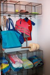 Sagamore Beach house photo - Alcove in Mudroom Laundry Room