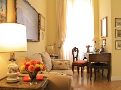 Cozy Suite Close to Navona For 2p, AC, WiFi, Breakfast Inc