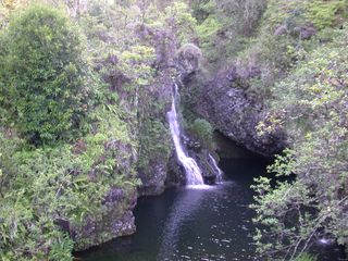 Honokowai condo photo - Beautiful Hawaiian Waterfall