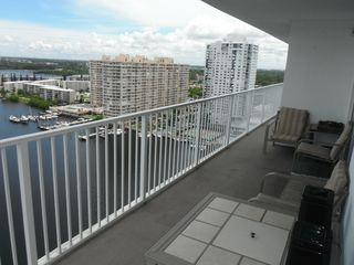 Aventura apartment photo - Guess what is missing in the picture? YOU drinking margueritas enjoying the view