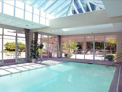 Seattle apartment rental - Indoor swimming pool