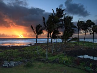 Kapoho house photo - Big Island Sunrise at Mika Alua