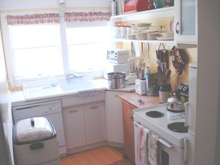 Yarmouth townhome photo - Kitchen