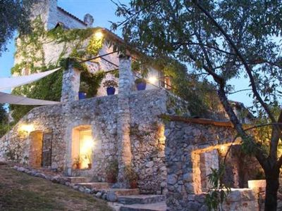 Holiday house 249631, Contes, Provence and Cote d