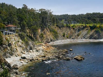 Pirates Cove Vacation Home with Ocean Cove Access on the North Sonoma Coast