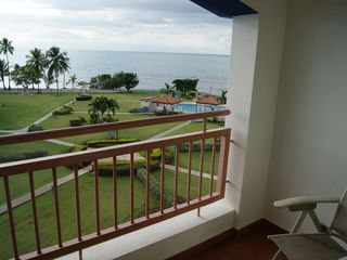 Cabo Rojo apartment photo - View from master's private 'Juliet' balcony.