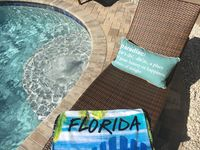 Paradise Cove -- A perfect Beach Getaway with private heated pool.